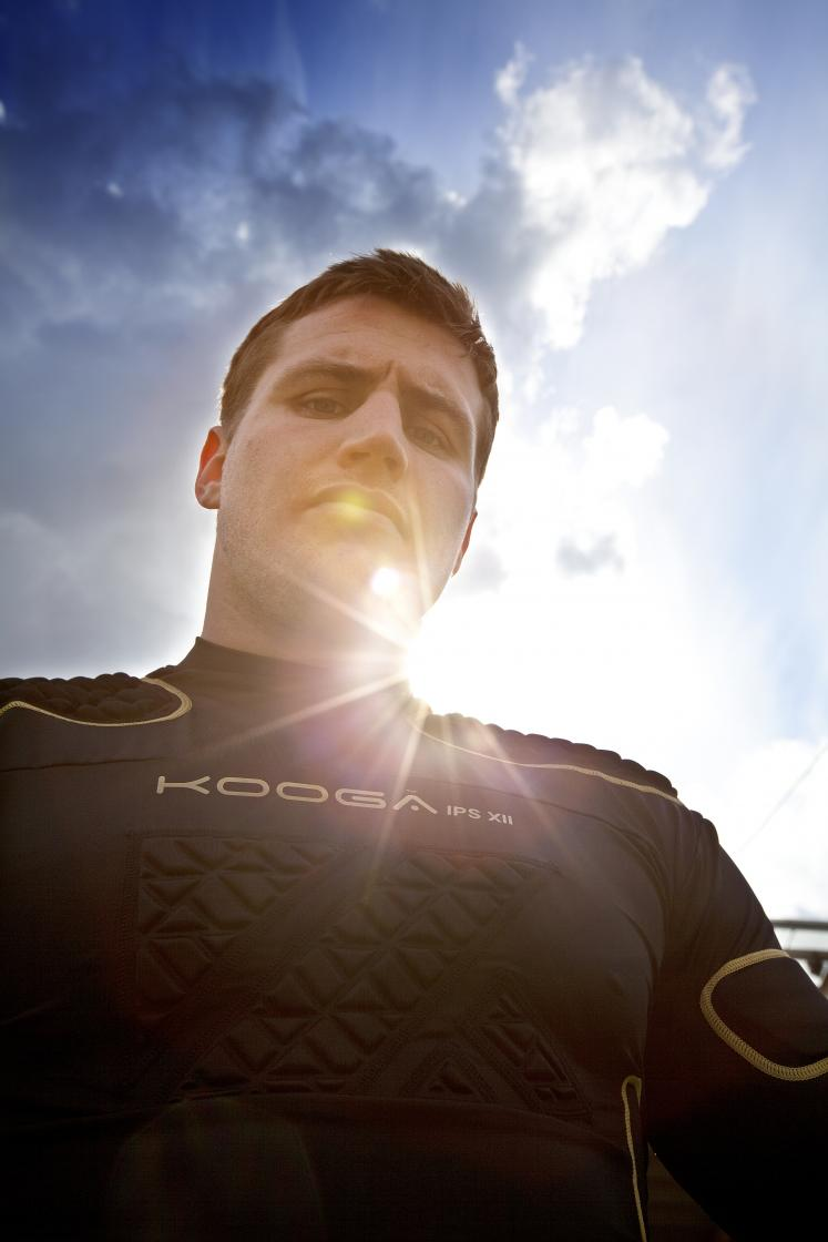 Ben Morgan Kooga Rugby