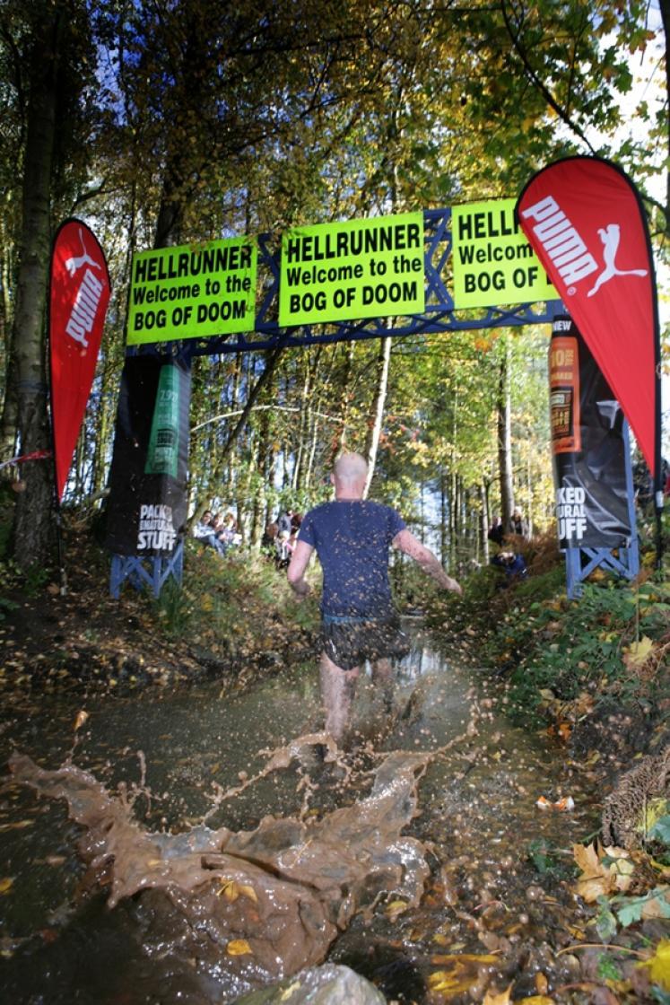 Hell Runner Event