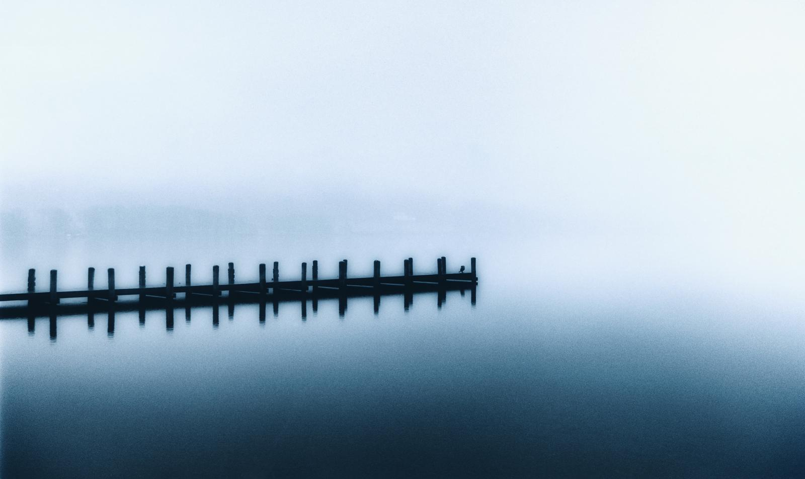 Landscape Lake Coniston Study 2