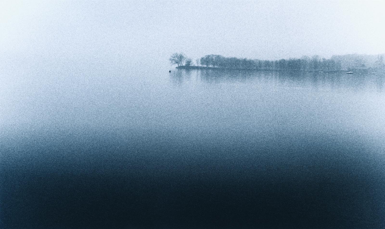 Landscape Lake Coniston Study 3