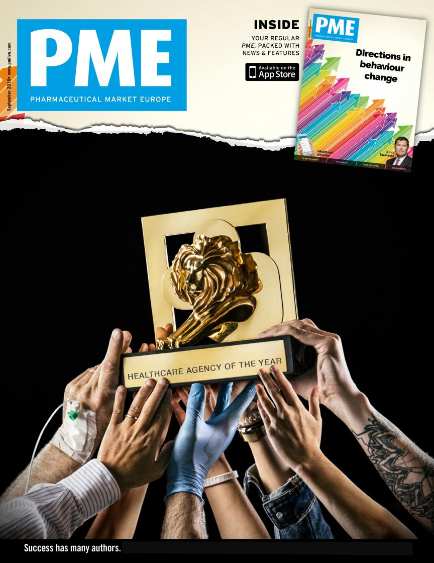Pharmaceutical PME Cover