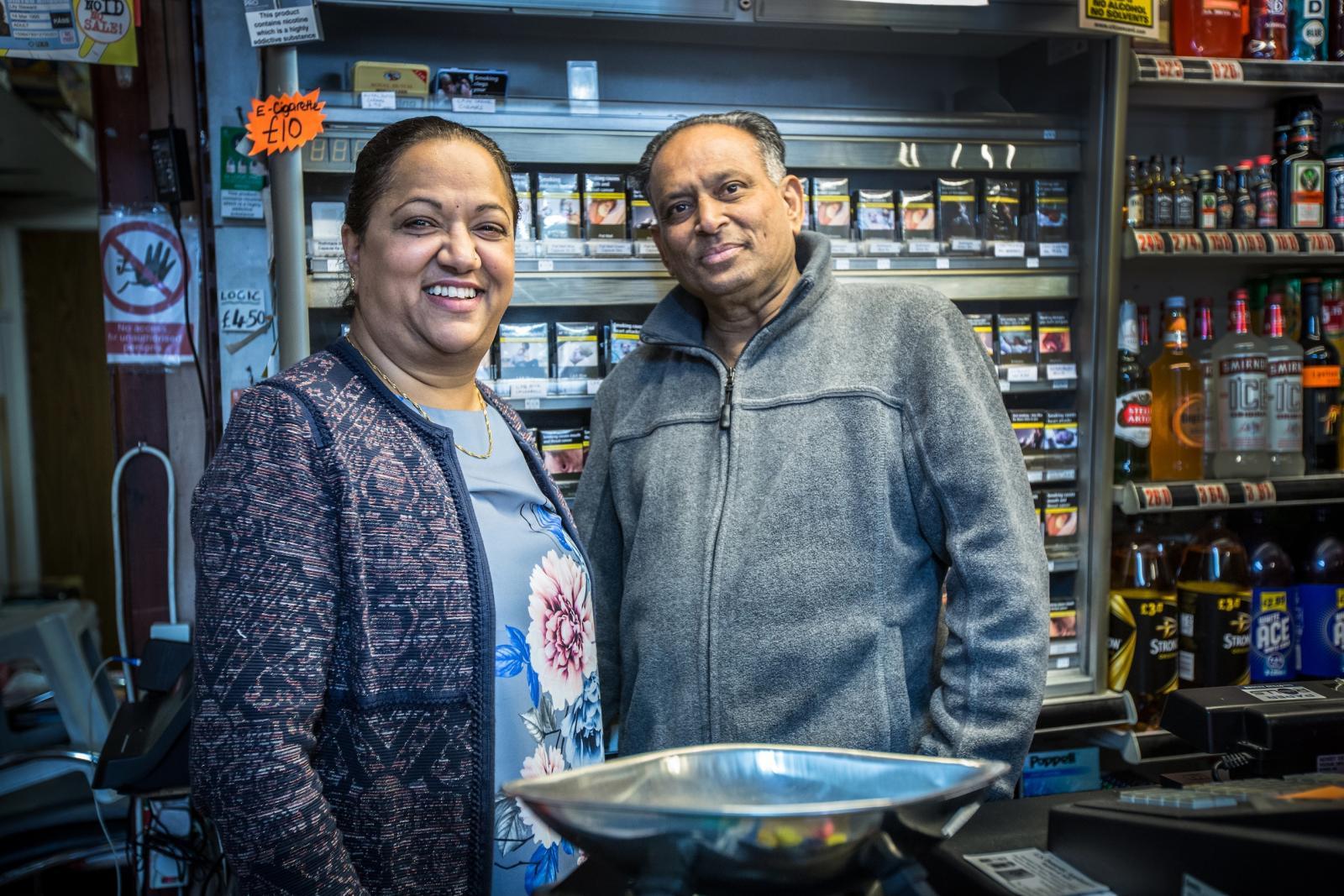 Portrait of Shop Owners copy