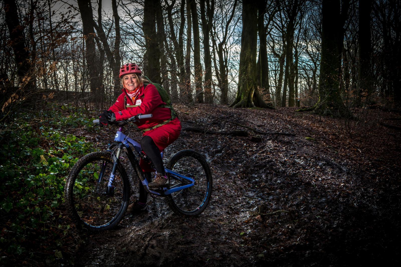 Portrait of a cyclist copy