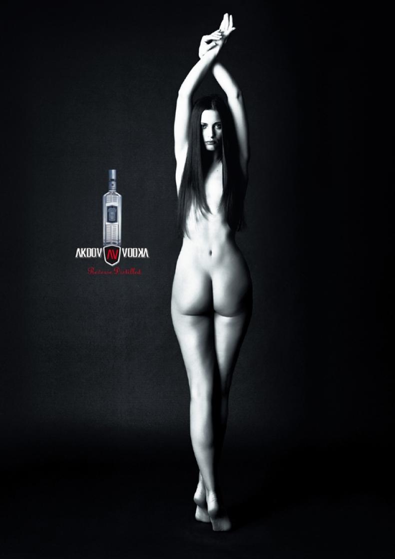 Russin Vodka Ad 1