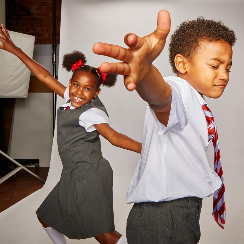 Kids Commercial Photography